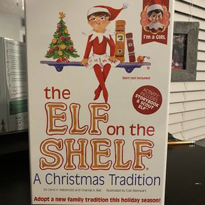 New! Elf on The Shelf (Girl) & Extra Dress for Sale in Hollywood, FL