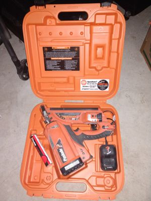 Paslode nail gun for Sale in Los Angeles, CA