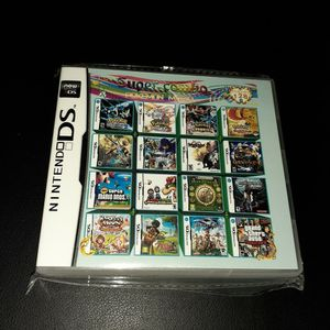 Nintendo ds 208in1 game card Nintendo ds dsi ds lite 2DS 3DS 2DSXL 3DSXL for Sale in St. Louis, MO