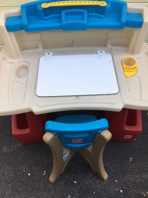 Step 2 kids desk for Sale in New Ipswich, NH