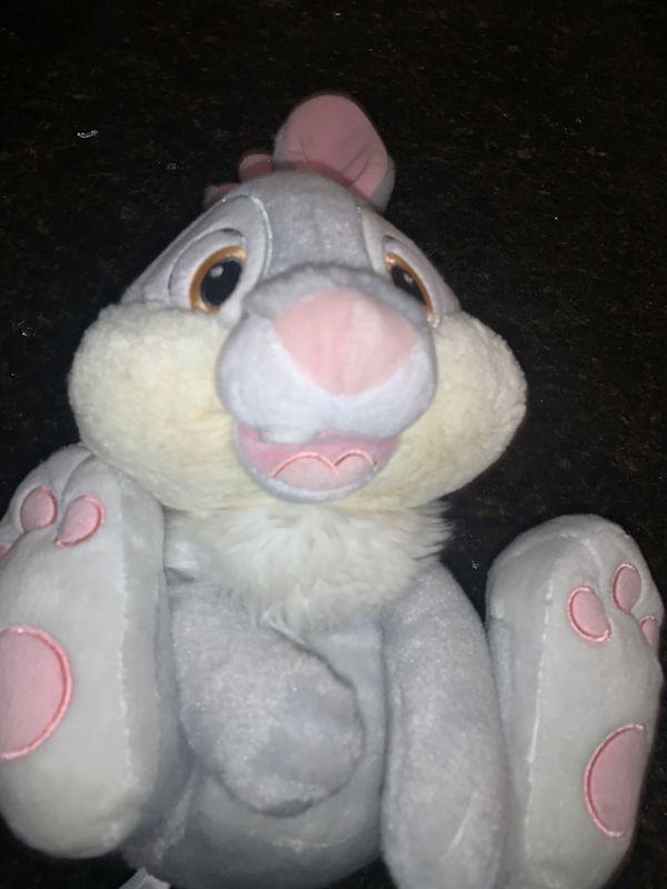 Thumper Plushie