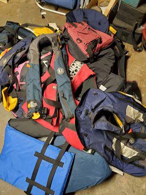 Jet ski vest for Sale in Montclair, NJ