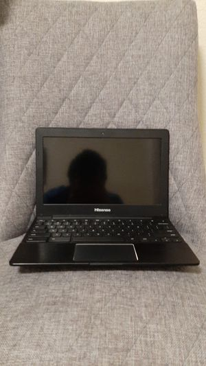 "Hisense Chromebook c11 11.6"" cloud computer 16GB storage 2GB RAM Charger included for Sale in Kent, WA"