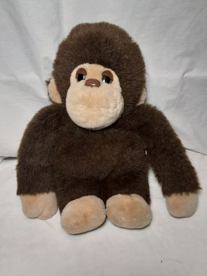 """Vintage Mervyn's Playful Pals 20"""" Gorilla Plush Stuffed Animal Toy. Condition is Used. Shipped with for Sale in East Point, GA"""