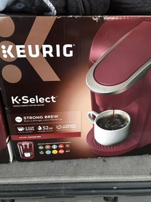 Keurig K-Select Single Serve Coffee Maker (New) for Sale in Whittier, CA