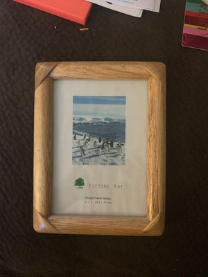 "(2) 5"" x 7"" Picture Frames for Sale in Castro Valley, CA"