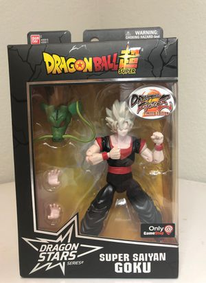 Dragonball Z Action Figure Super Saiyan Goku for Sale in Lago Vista, TX