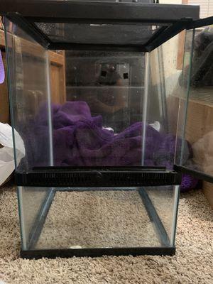 Zilla reptile cage for Sale in Portland, OR