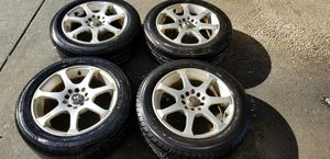 4 15 in 5x114.3 5x100 motegi racing wheels rims and tires for Sale in Rockville, MD