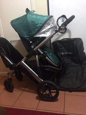Uppababy vista double for Sale in Oakland Park, FL