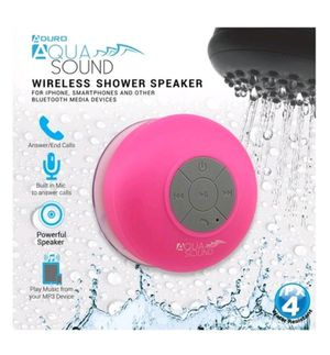 Shower Speaker Wireless Bluetooth for Sale in Alexandria, VA