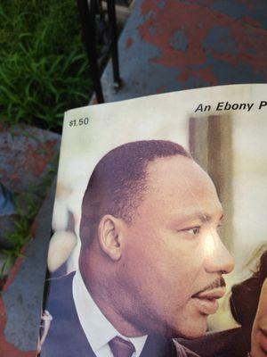 1968 Ebony photo book for Sale in Smyrna, TN