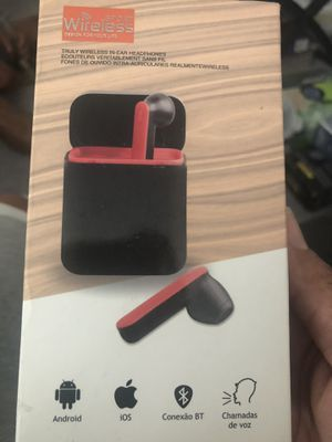 Wireless earbuds $20 for Sale in North Las Vegas, NV