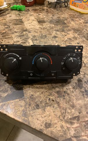 Climate control switch for Sale in Bellwood, IL