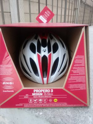 SPECIALIZED MEDIUM PROPERO 3 BIKE HELMET. NEW IN BOX $130.00. $50.00 OR MAKE ME OFFER. ANGI ACCICDENT BACKED. for Sale in Santa Monica, CA