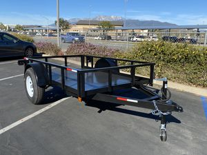 Utility Trailer 5x8x1 for Sale in Rialto, CA