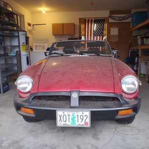 1977 MG for Sale in St. Helens, OR