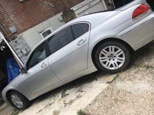 Bmw 745 Li for Sale in Philadelphia, PA