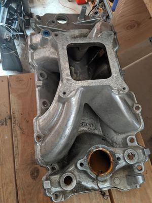 454 Holley intake manifold for Sale in Ontario, CA