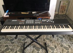 Akai Professional MPK-88 Keyboard and USB MIDI Controller for Sale in Glendale, AZ