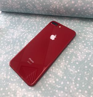 iPhone 8 Plus 64GB AT&T and Cricket only Excellent Condition for Sale in Raleigh, NC