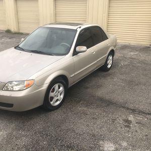 2001 Mazda Protege for Sale in Lakeland, FL