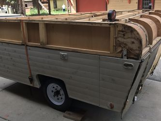 Rare 1969 Rolite Hard Side Pop Up for Sale in Conifer,  CO