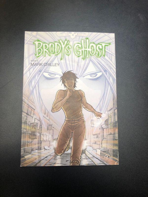 Brody's ghost. Vol 5