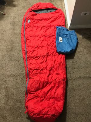 NorthFace Sleep Bag Windy Pass 7 ft for Sale in Denver, CO