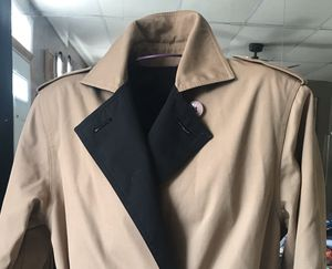Reversible VTG rain coat! for Sale in Philadelphia, PA