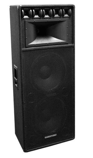 2 DJ High Power 1600 Watt speakers for Sale in Montebello, CA