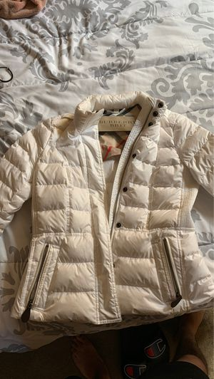 Burberry Brit women's jacket size medium for Sale in Palm Springs, FL