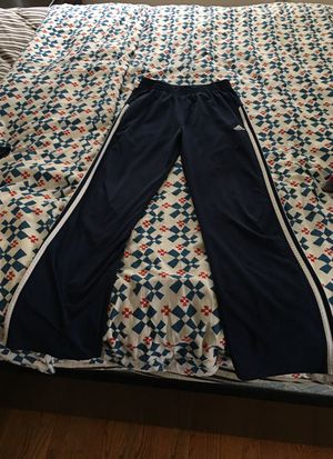 Adidas jogging pants kids 14-16 fits 12 yr olds for Sale in Chantilly, VA