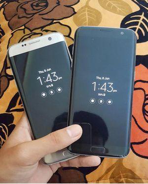 Unlocked Samsung Galaxy S7 Edge for Sale in Everett, WA