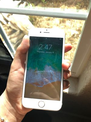 iPhone 6s (grey) for Sale in Fresno, CA