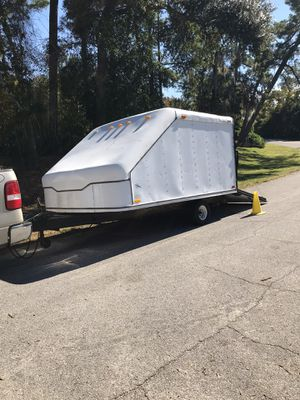 7x10 Enclosed Trailer for Sale in DeBary, FL