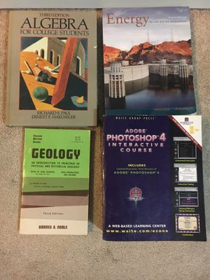 4 Instructional & Text books for Sale in Enterprise, NV