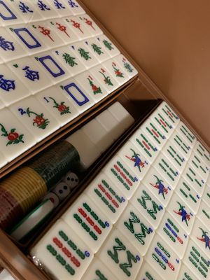 Mahjong set NEW for Sale in Moreno Valley, CA