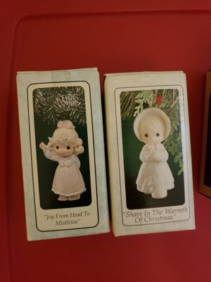 2 vintage precious moments for Sale in Sanford, NC