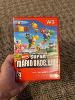 Super Mario Bro's. Wii for Sale in Columbia, MO