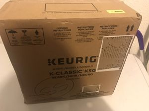 Keurig K Classic K50 for Sale in Sahuarita, AZ