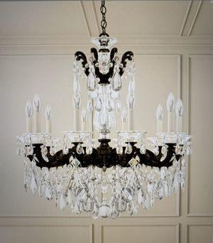 Schonbek La Scala chandelier with Swarovski crystal for Sale in Issaquah, WA