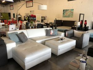 Milan Sectional Sofa - Modern Sectional for Sale in Miami, FL
