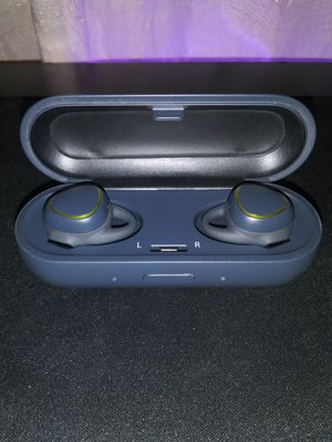 Samsung Gear Icon X wireless blutooth earbuds for Sale in Boca Raton, FL