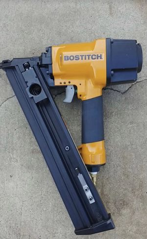 Bostitch nailer for Sale in San Antonio, TX