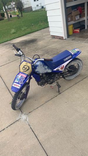 yamaha pw80 dirt bike for Sale in Parma, OH