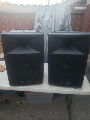 American audio DLD-15 speaker enclosures for Sale in Hawthorne, CA