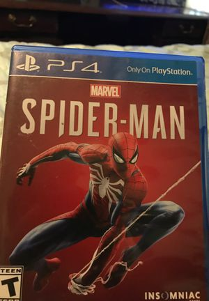 Ps4 Spider-Man for Sale in Fort Worth, TX