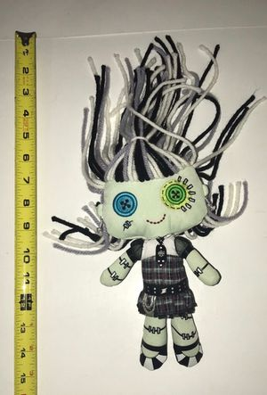 Monster High Plush Doll for Sale in Port St. Lucie, FL