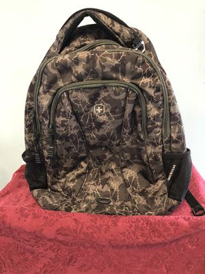 Cammo Backpack for Sale in Manasquan, NJ